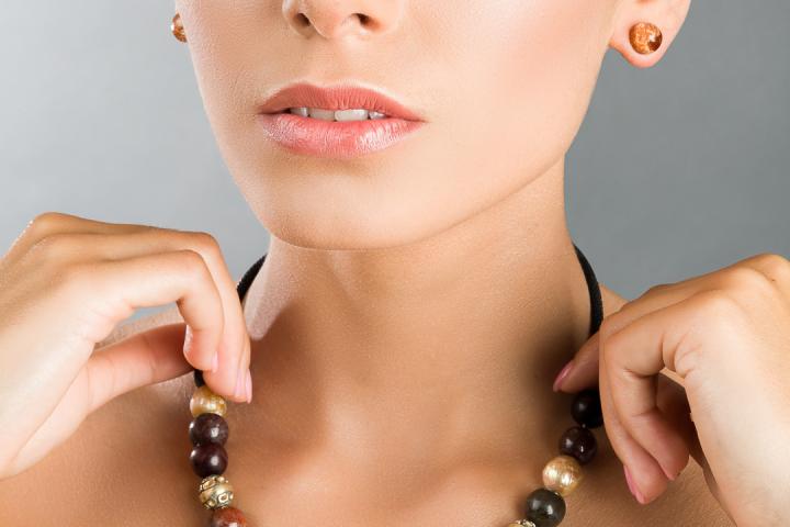 IRStudio: фотосъемка ювелирных украшений на моделях
