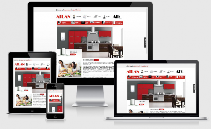 Интернет-магазин кухонной бытовой техники