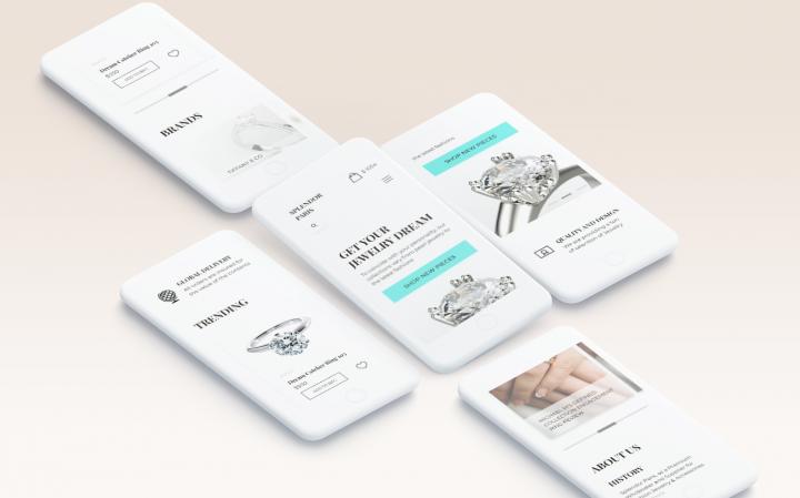 Адаптивный дизайн сайта под планшет и мобильный