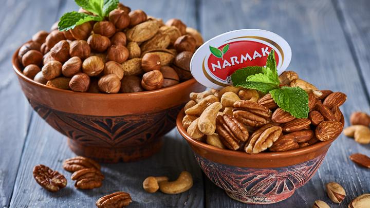 Озвучка рекламного ролика магазина Narmak Nuts