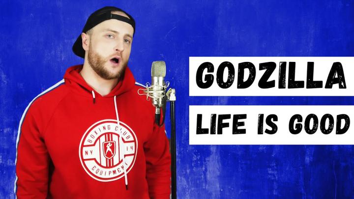 Кавер на песню Eminem, Future, Drake - Godzilla, Life Is Good
