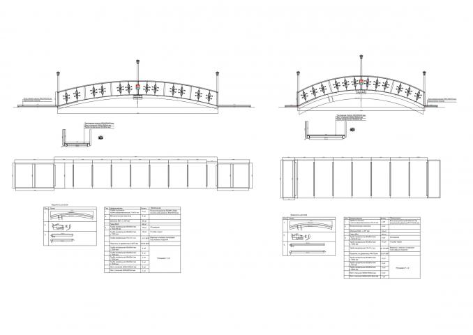 Проект 2х мостов