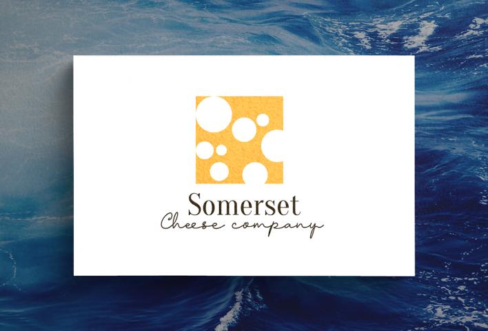 Логотип сыроварни Somerset