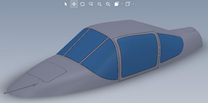 Изготовление прототипов методом объемной фрезеровки