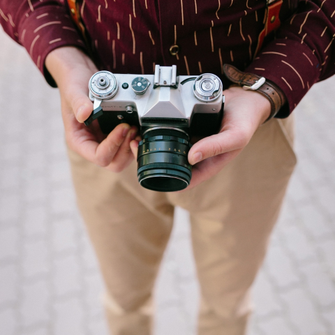 Аккаунт для фотографа