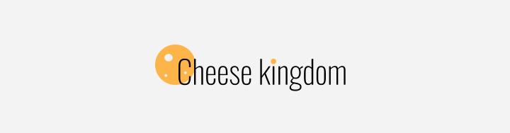Логотип Cheese kingdom