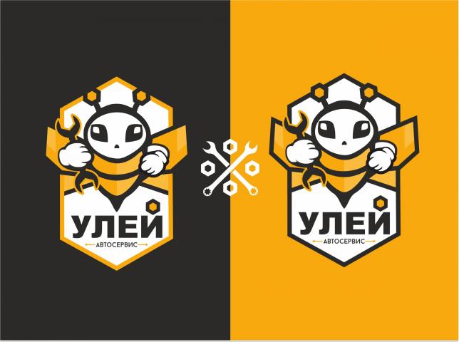 Логотип Улей