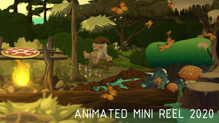 Animated Mini Reel 2020