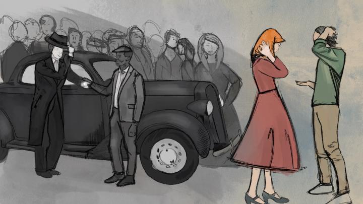 Иллюстрация для видео