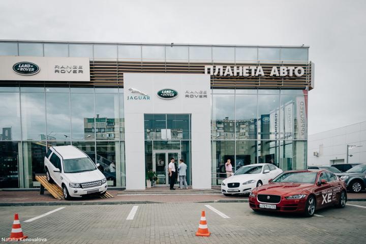 Челябинск сегодня — автомобильный мегаполис