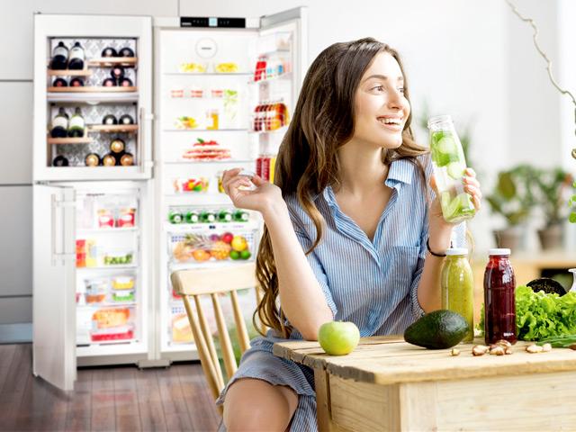 Высокий стиль и инновационные технологии в производстве холодиль