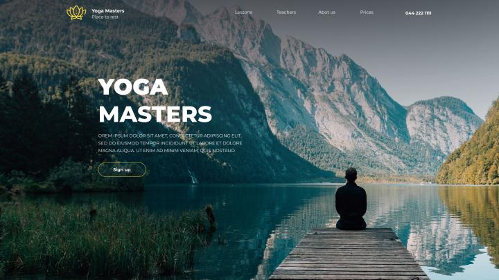 Yoga Masters