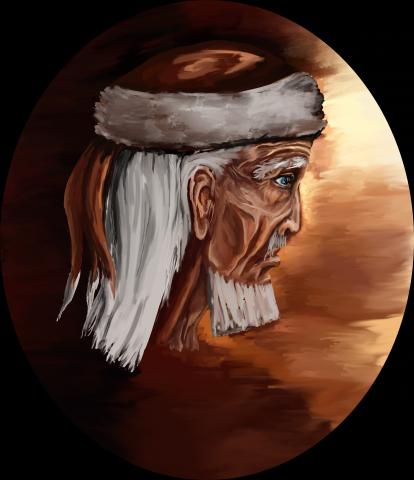 Старик-полководец