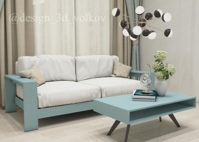 Разработка изображений для каталога мебельных щитов