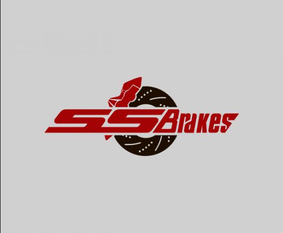 Анимация Лого SSBrakes
