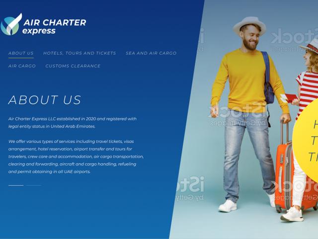 Air charter express