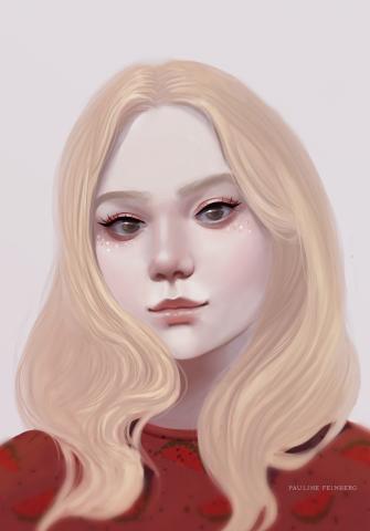 Портрет #3