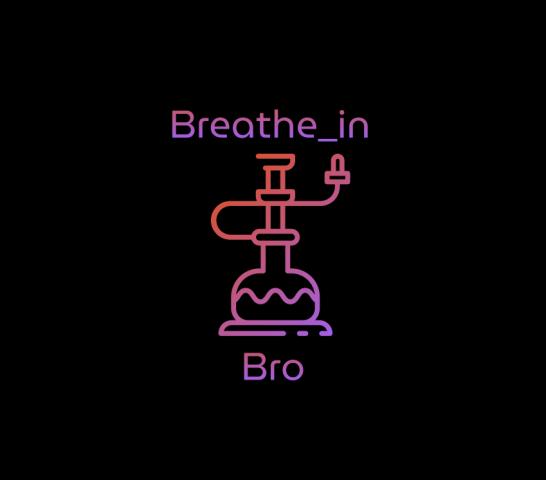 Логотип кальянной цветной вариант