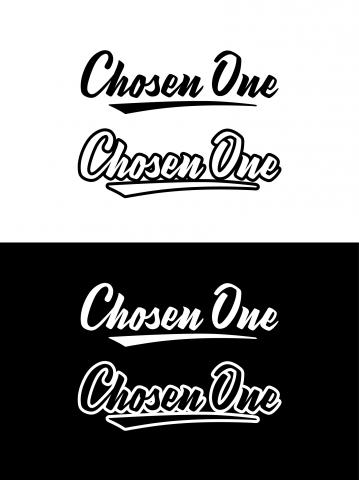 Логотип для бренда одежды Chosen One