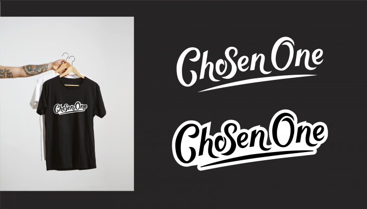 Вариант логотипа Chosen One
