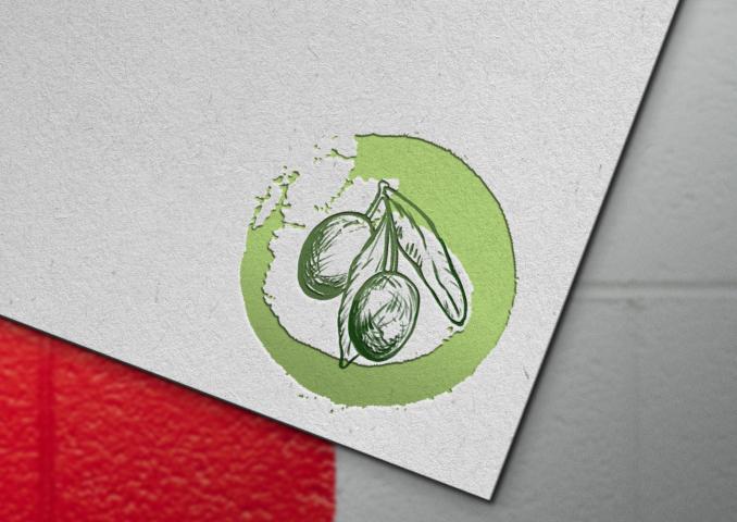 """Логотип """"здоровое питание"""""""