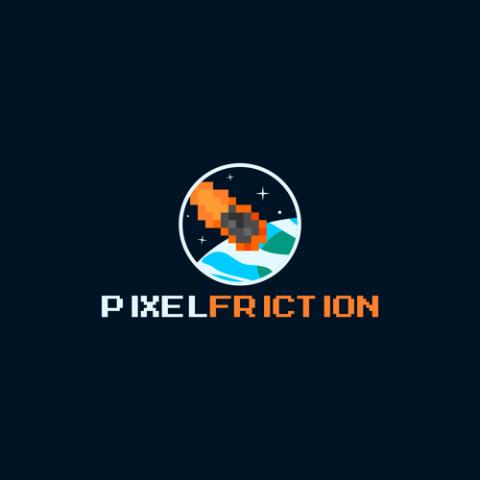 Лого в стиле pixel-art