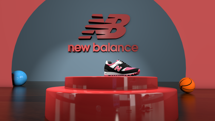Motion Design | New Balance