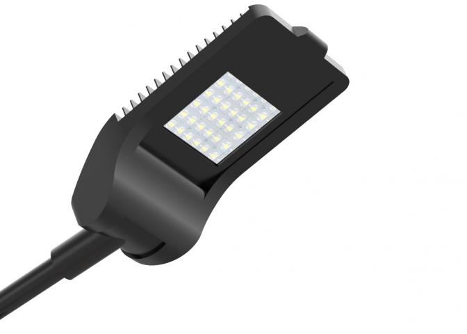 Светодиодный уличный консольный светильник