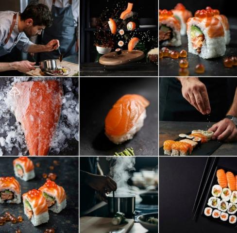 Ресторан суши и роллов