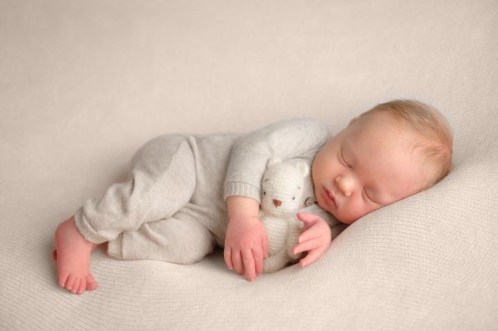 Ретушь новорожденных / Newborn