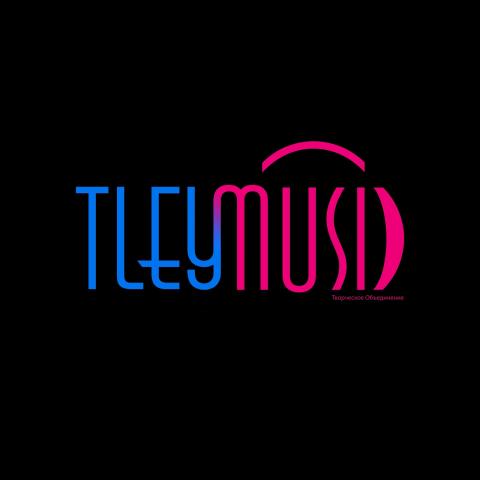 "Логотип творческого объединения ""TLEY MUSIC"""