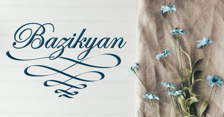 Лого для Bazikyan