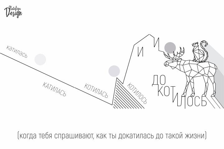 """арт """"до кот и лось"""""""
