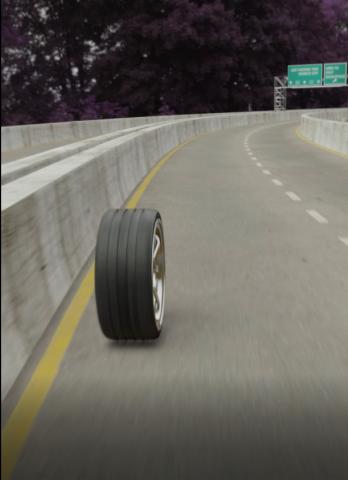 Моделирование и анимация колеса