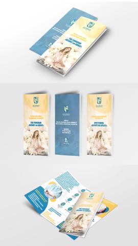 Буклет для компании ФГБУ «НМИЦ РК»