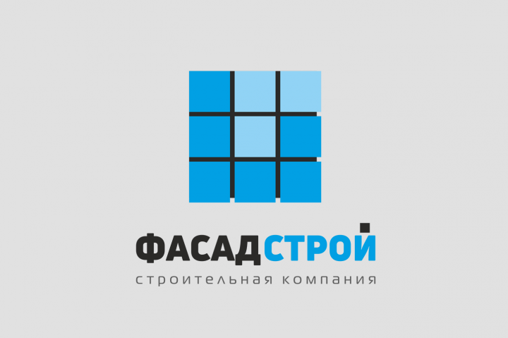 Логотип Фасадстрой
