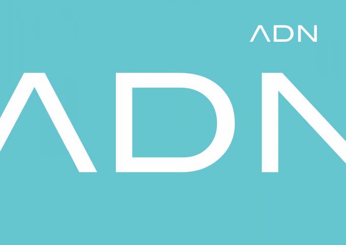 "Разработка логотипа ""ADN"""