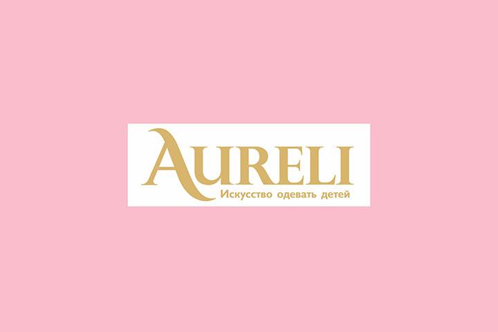 """Разработка логотипа """"Aureli"""""""