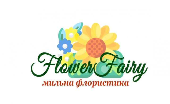 Логотип мыльной флористики