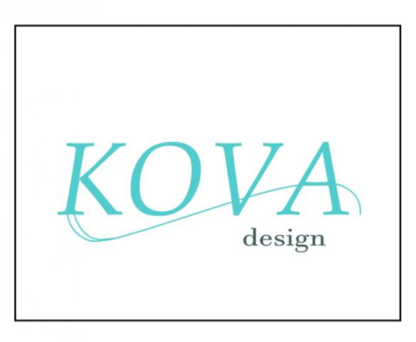 """Логотип бренда """"Kova design"""""""