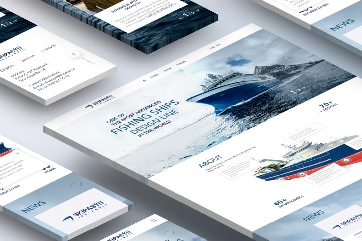SKIPASYN - проектная организация по рыболовным судам