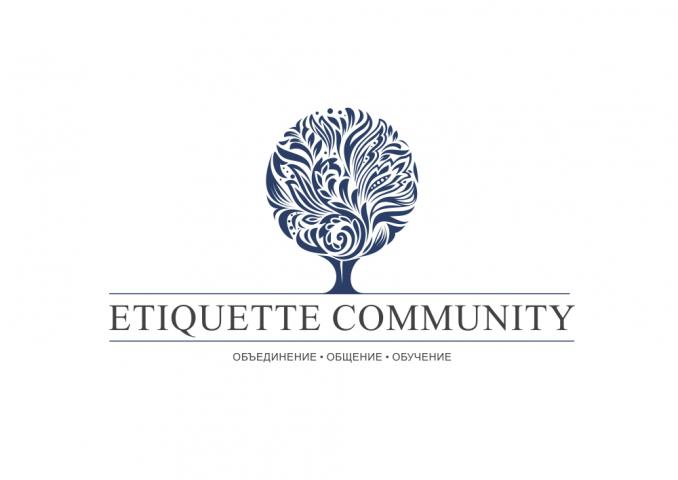 Логотип Школа Этикета