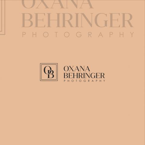 """Личный бренд фотографа """"Oxana Behringer"""""""
