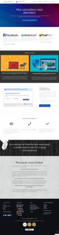 Сайт компании FranceTech
