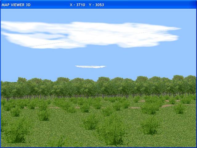 3D карта на C++ и OpenGL