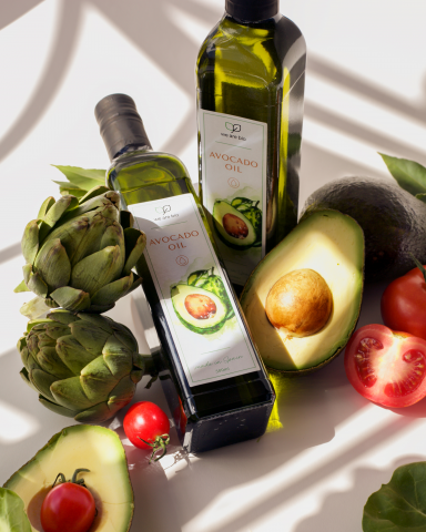Этикетки для органического масла