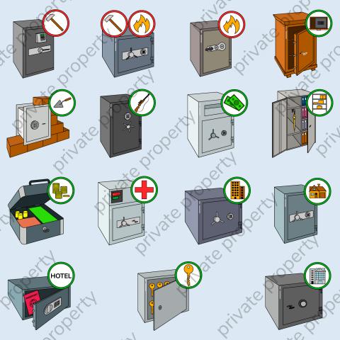 Картинки для категорий на сайт продажи сейфов