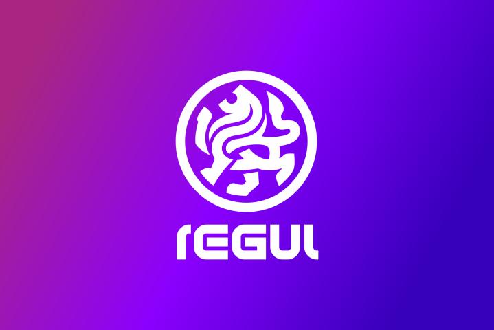 Логотип для криптовалюты REGUL